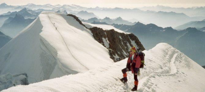 1992 08 – Piz Palü und Morteratsch