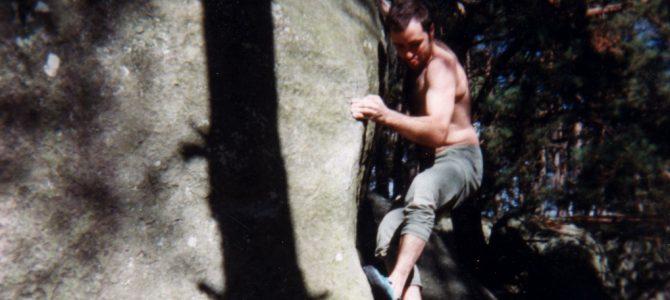 2000 10 – Fontainebleau Boulder