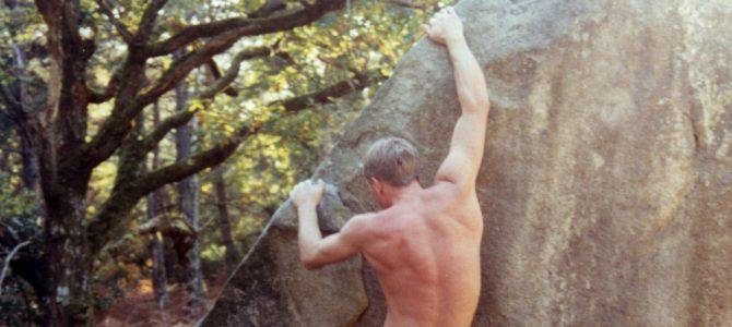 2001 11 – Fontainebleau Boulder