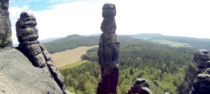 2016 07 – Elbsandsteingebirge