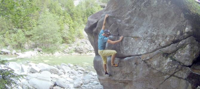 2020 06 – Averstal Boulder